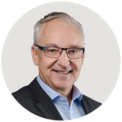 Perikom-Vorstand: Cyril Meier