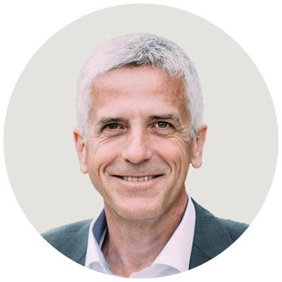 Perikom-Vorstand: Matthias Mölleney